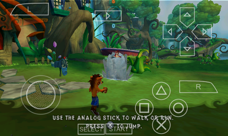 Crash of the Titans PPSSPP Game Android And iOS Free Download